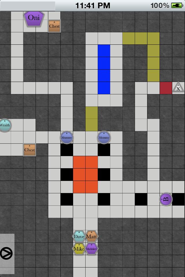 Screenshot Hex Map Pro